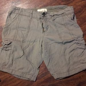 Women's old navy shorts size 8